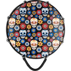 MEINL FWB190ATB-M 6 34 & 8 WOOD BONGO, ANTIQUE TOB